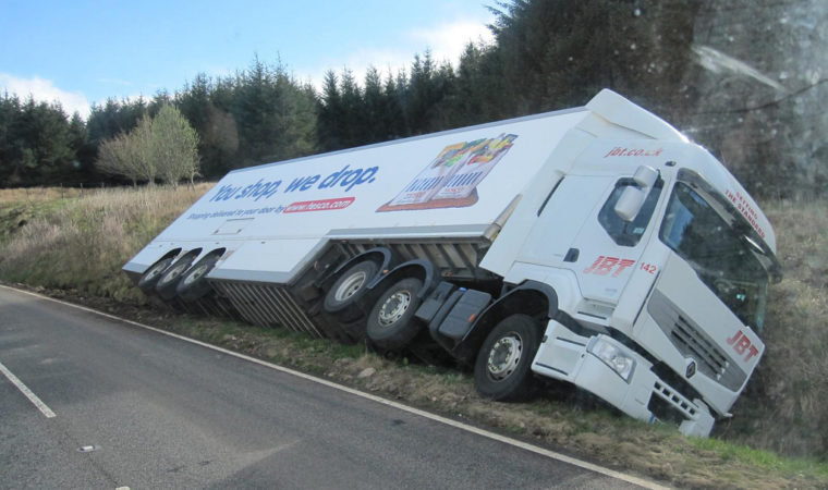 Dangers of Fatigued Truck Drivers
