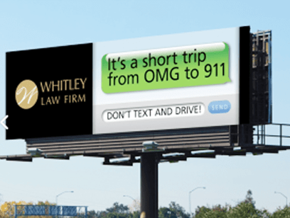 Our Anti-Texting and Driving Advertisement Won!